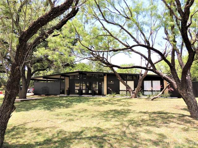 3702 Antilley Road, Abilene, TX 79606 (MLS #14377542) :: The Mitchell Group