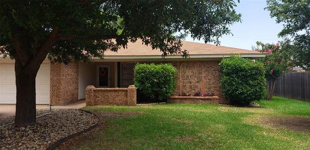 2526 Button Willow Avenue, Abilene, TX 79606 (MLS #14377543) :: The Mitchell Group