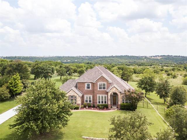 3417 S Bay Breeze Lane, Fort Worth, TX 76179 (MLS #14377588) :: Team Tiller