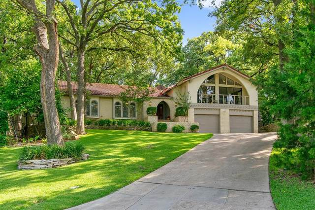 4300 Valleycrest Drive, Arlington, TX 76013 (MLS #14377598) :: The Mauelshagen Group