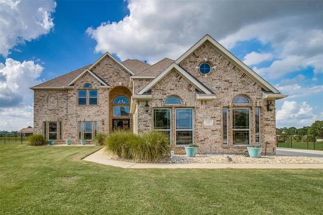 121 Las Colinas Trail, Cross Roads, TX 76227 (MLS #14377602) :: Trinity Premier Properties