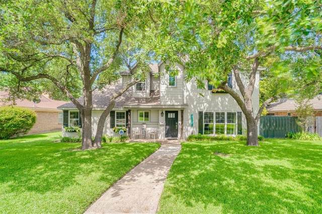 10115 Kirkhaven Drive, Dallas, TX 75238 (MLS #14377617) :: The Kimberly Davis Group