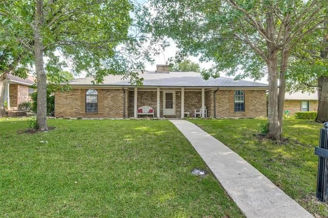 7791 Meadowbrook Avenue, Frisco, TX 75033 (MLS #14377632) :: Tenesha Lusk Realty Group