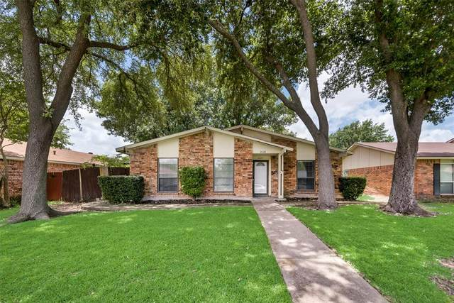 2625 Riviera Drive, Garland, TX 75040 (MLS #14377635) :: All Cities USA Realty