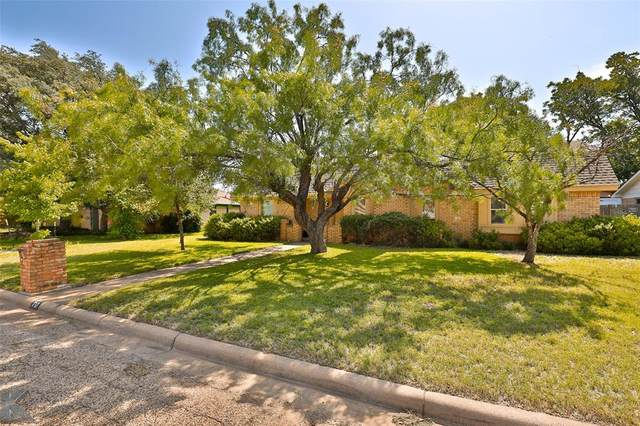717 Lisa Lane, Abilene, TX 79601 (MLS #14377669) :: NewHomePrograms.com LLC