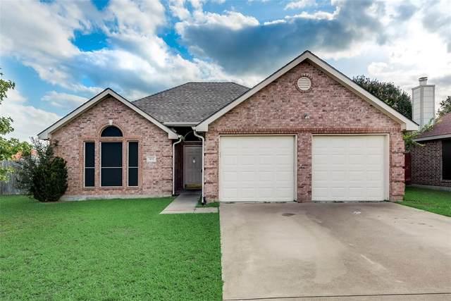 507 Hampton Court, Seagoville, TX 75159 (MLS #14377679) :: Potts Realty Group
