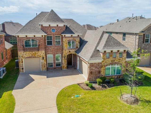 13920 Signal Hill Drive, Little Elm, TX 75068 (MLS #14377698) :: The Hornburg Real Estate Group