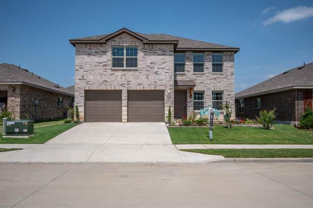 3141 Antler Point Drive, Fort Worth, TX 76108 (MLS #14377721) :: Team Hodnett