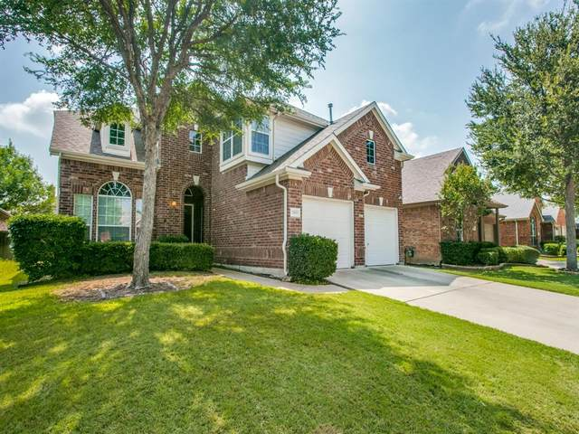 2421 Pheasant Drive, Little Elm, TX 75068 (MLS #14377723) :: The Kimberly Davis Group