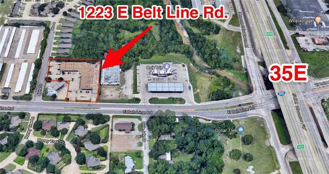 1223 W Beltline Road, Desoto, TX 75115 (MLS #14377744) :: Tenesha Lusk Realty Group