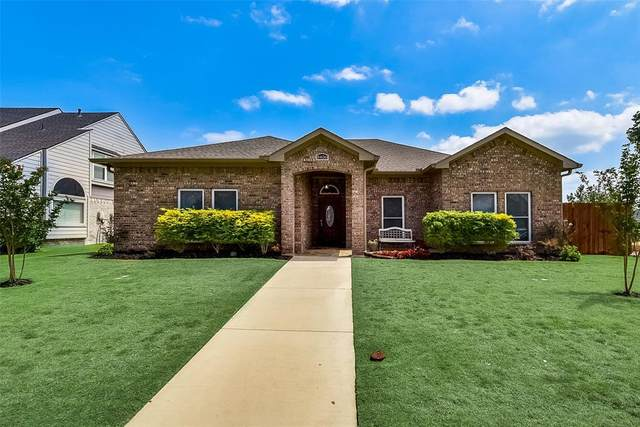 8406 Willowbrook Drive, Rowlett, TX 75088 (MLS #14377748) :: Robbins Real Estate Group