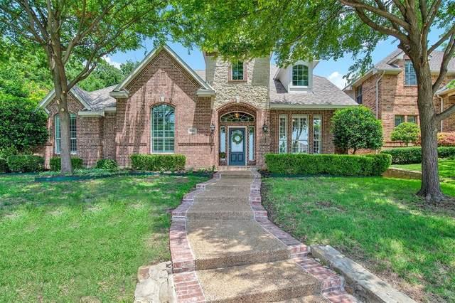 1491 White Sand Drive, Rockwall, TX 75087 (MLS #14377769) :: Baldree Home Team