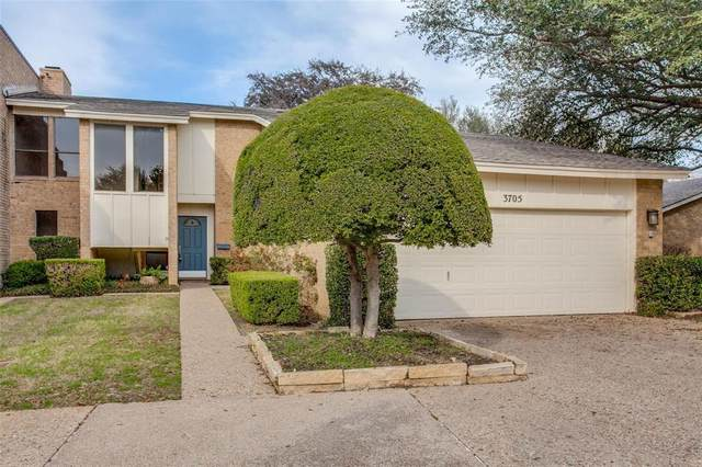 3705 Hulen Park Drive, Fort Worth, TX 76109 (MLS #14377774) :: All Cities USA Realty
