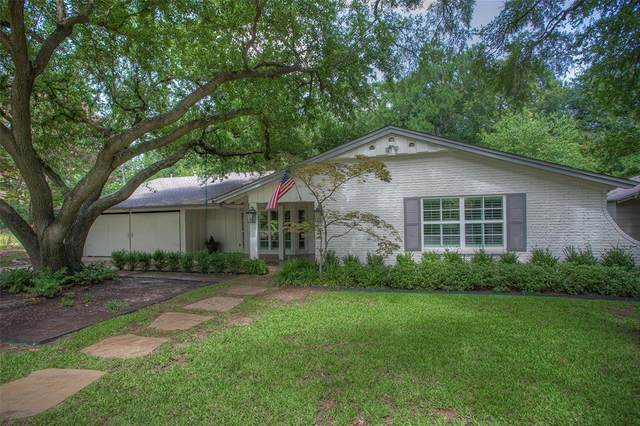 2717 Harlanwood, Fort Worth, TX 76109 (MLS #14377790) :: All Cities USA Realty