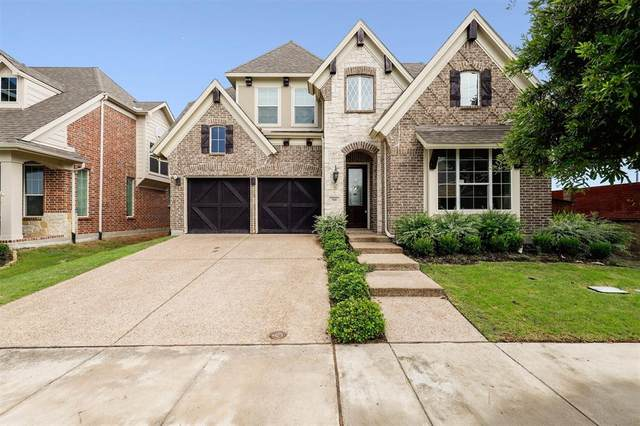 900 Nathanael Greene Court, Savannah, TX 76227 (MLS #14377793) :: Real Estate By Design