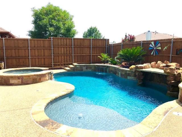 3041 Longhorn Lane, Rockwall, TX 75087 (MLS #14377794) :: Baldree Home Team
