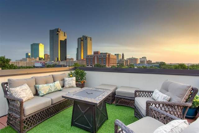 600 E Bluff Street, Fort Worth, TX 76102 (MLS #14377795) :: The Chad Smith Team