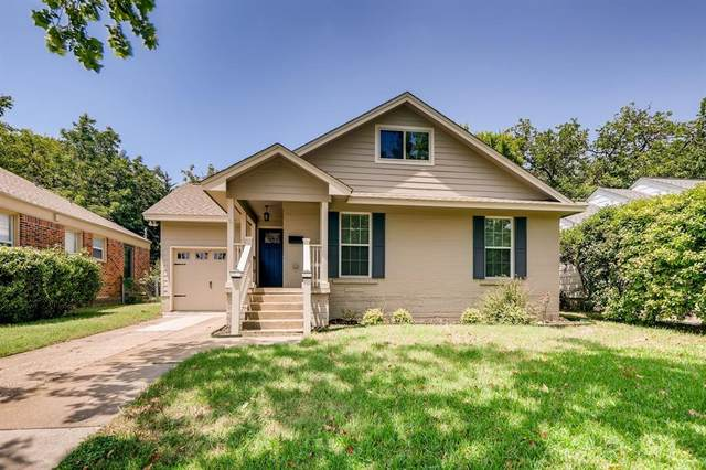 4312 Donnelly Avenue, Fort Worth, TX 76107 (MLS #14377823) :: Tenesha Lusk Realty Group