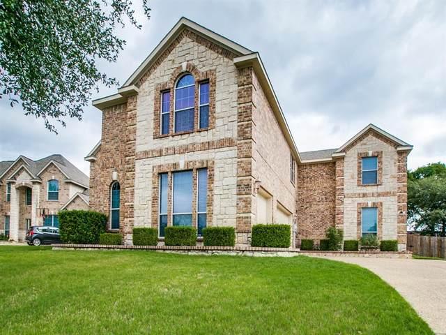1129 Northlake Drive, Desoto, TX 75115 (MLS #14377826) :: Century 21 Judge Fite Company