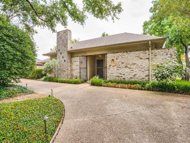 6540 Harvest Glen Drive, Dallas, TX 75248 (MLS #14377833) :: The Good Home Team