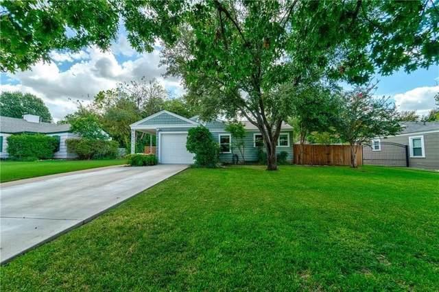 6213 Malvey Avenue, Fort Worth, TX 76116 (MLS #14377839) :: Team Hodnett
