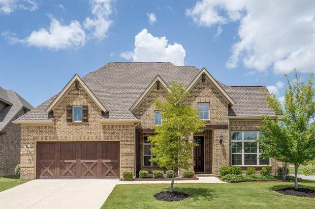 1617 Monahan Drive, Argyle, TX 76226 (MLS #14377840) :: The Kimberly Davis Group