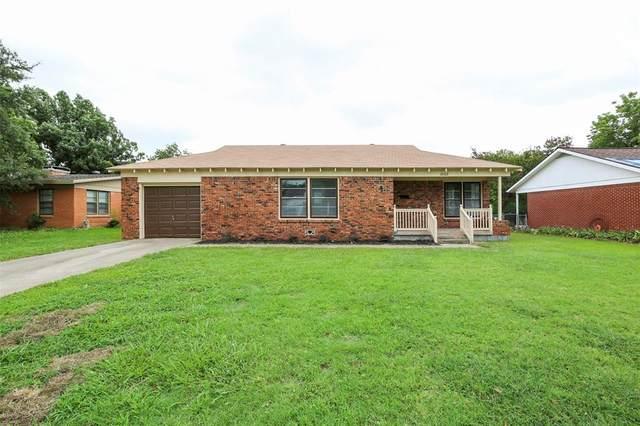 3260 Mimosa Park Drive, Richland Hills, TX 76118 (MLS #14377841) :: Justin Bassett Realty