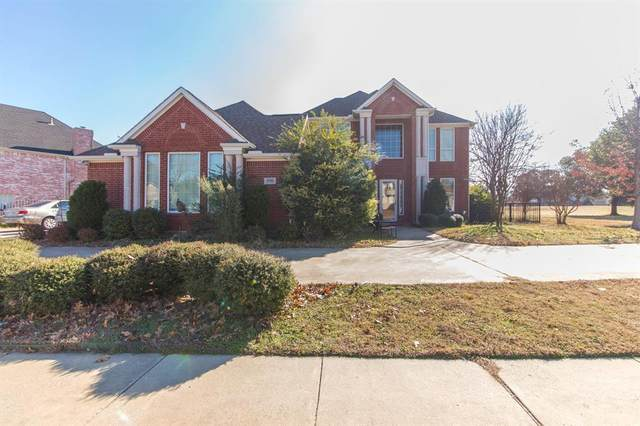 2926 Oak Point Drive, Garland, TX 75044 (MLS #14377849) :: All Cities USA Realty