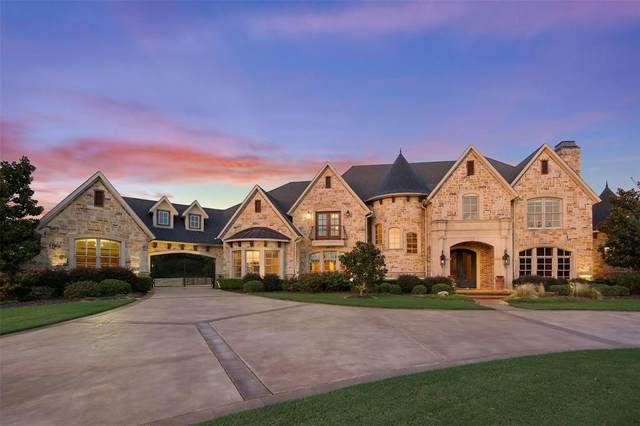 3504 Woodland Hills Court, Flower Mound, TX 75022 (MLS #14377856) :: The Rhodes Team