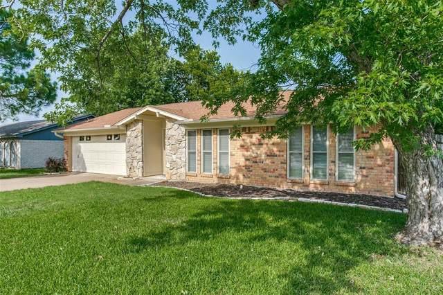 137 Anita Avenue, Keller, TX 76248 (MLS #14377877) :: Justin Bassett Realty