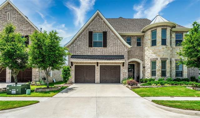 8248 Bonny Bank, The Colony, TX 75056 (MLS #14377881) :: The Kimberly Davis Group