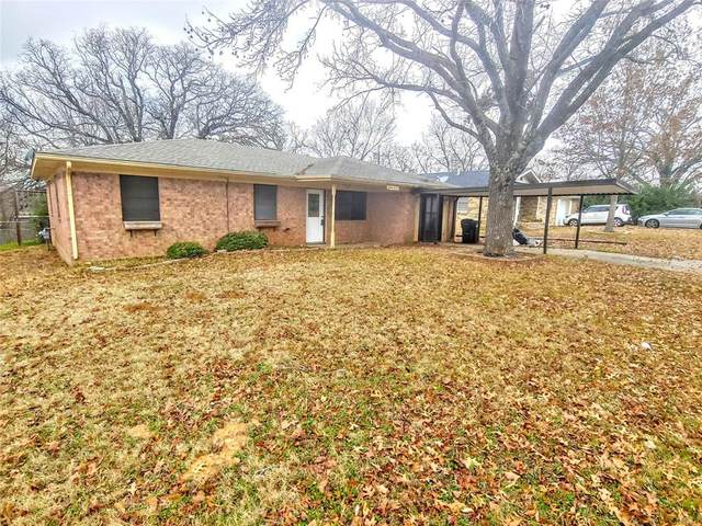 1805 S Travis Avenue, Denison, TX 75021 (MLS #14377883) :: Team Hodnett