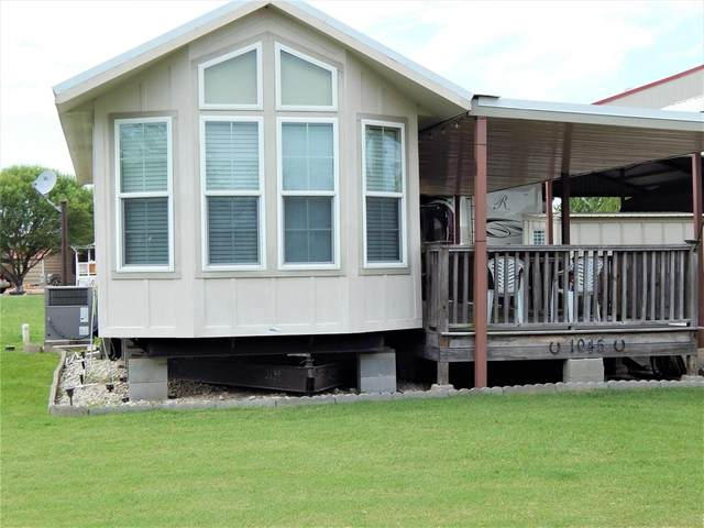 1043 Pelican Isle Drive, Kerens, TX 75144 (MLS #14377889) :: The Hornburg Real Estate Group