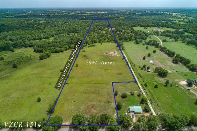 TBD Vz County Road 1514, Grand Saline, TX 75140 (MLS #14377903) :: The Chad Smith Team