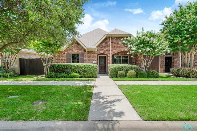 8015 New Kent Road, Frisco, TX 75035 (MLS #14377911) :: Hargrove Realty Group