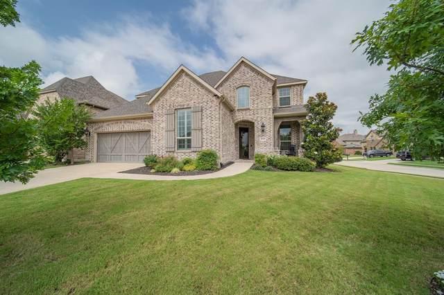 1661 Old Oak, Prosper, TX 75078 (MLS #14377916) :: The Good Home Team