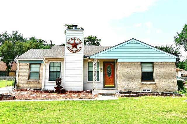 104 W Linda Drive, Garland, TX 75041 (MLS #14377918) :: All Cities USA Realty