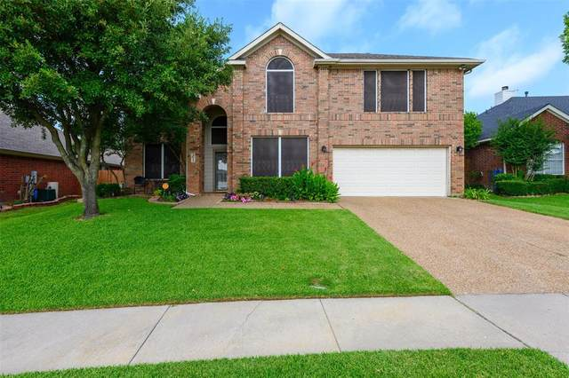 3600 Lake Country Drive, Denton, TX 76210 (MLS #14377934) :: All Cities USA Realty