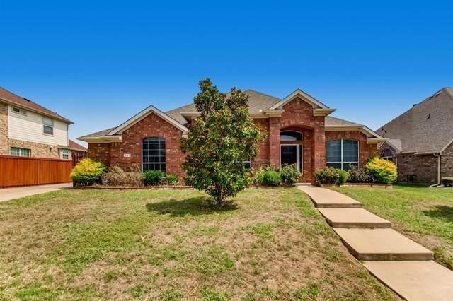 621 Memorial Hill Way, Murphy, TX 75094 (MLS #14377944) :: Baldree Home Team