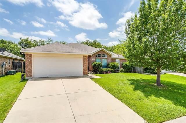 613 Ridgehill Drive, Burleson, TX 76028 (MLS #14377945) :: Baldree Home Team