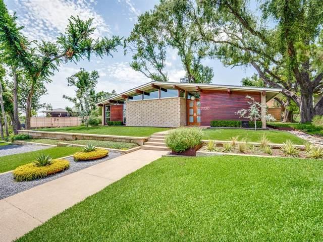 7730 Yamini Drive, Dallas, TX 75230 (MLS #14377946) :: The Mauelshagen Group