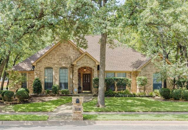 1392 Sweetgum Circle, Keller, TX 76248 (MLS #14377951) :: Justin Bassett Realty