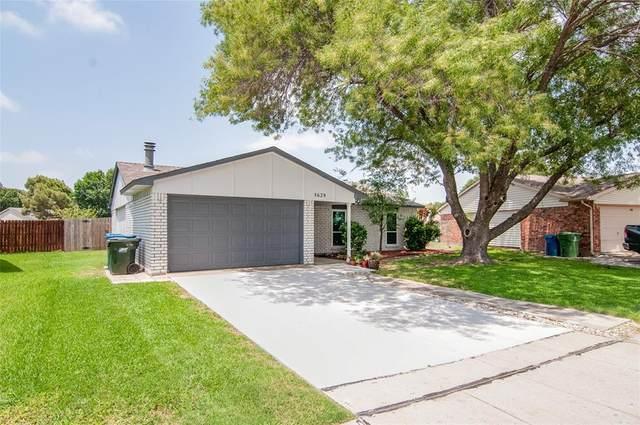 5629 Phelps Street, The Colony, TX 75056 (MLS #14377966) :: Baldree Home Team