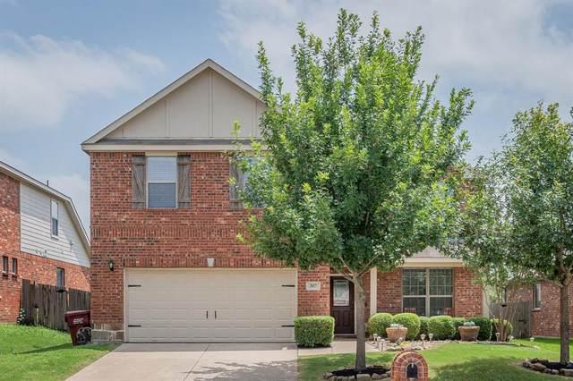 307 Villanova Drive, Van Alstyne, TX 75495 (MLS #14377976) :: The Kimberly Davis Group