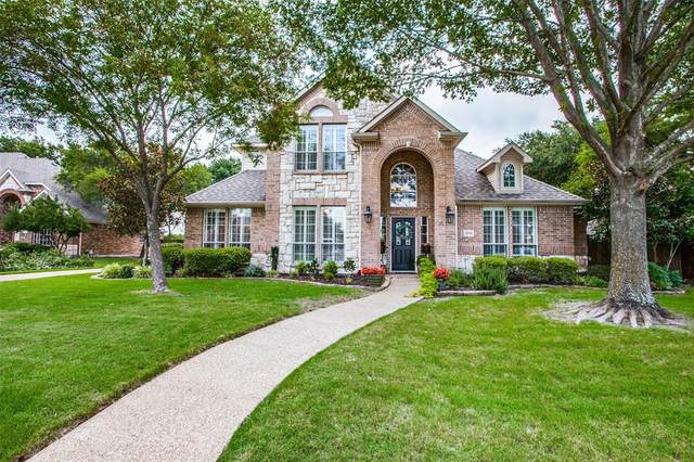 2515 Buckingham Drive, Heath, TX 75032 (MLS #14377982) :: The Heyl Group at Keller Williams