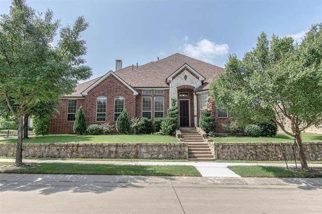 2116 Lancer Lane, Lewisville, TX 75056 (MLS #14377984) :: The Good Home Team