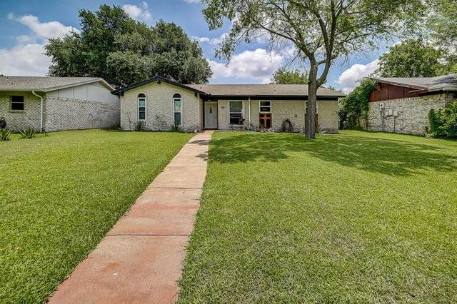 806 Longbeach Drive, Garland, TX 75043 (MLS #14377989) :: All Cities USA Realty