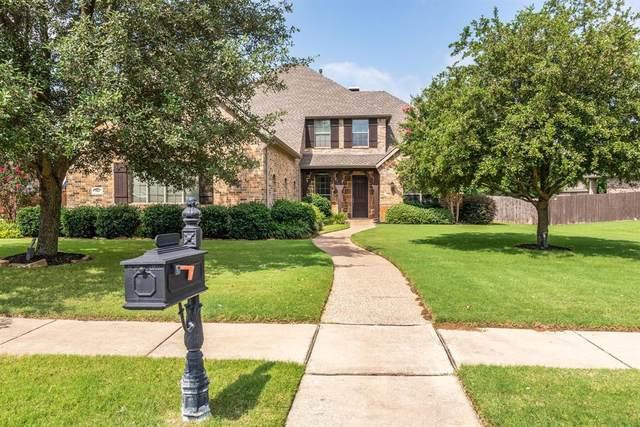 924 Gentle Wind Drive, Keller, TX 76248 (MLS #14378008) :: Justin Bassett Realty