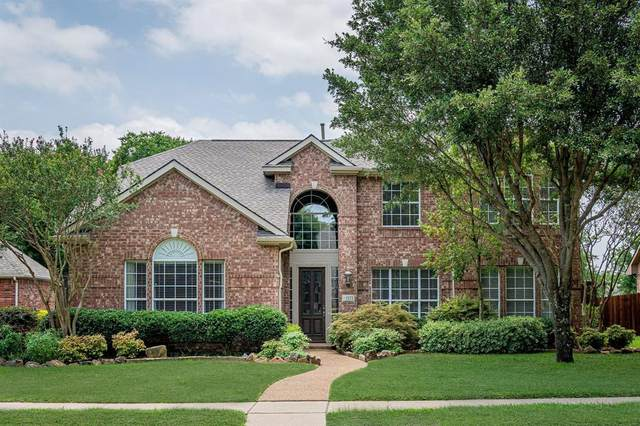 1223 Irvine Drive, Allen, TX 75013 (MLS #14378026) :: The Good Home Team