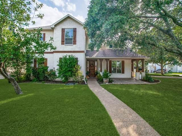 9217 Larchwood Drive, Dallas, TX 75238 (MLS #14378037) :: Baldree Home Team